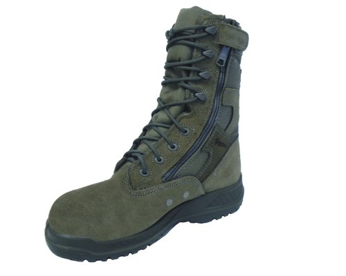 Belleville Sage Green 610Z Boots - 610Z-95M (Side Zip Sage Green compare prices)