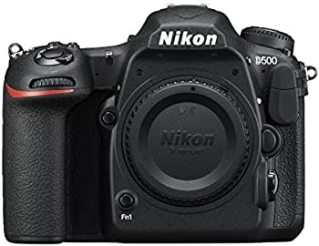 Nikon D500 20.9MP 4K UHD DSLR Camera Body