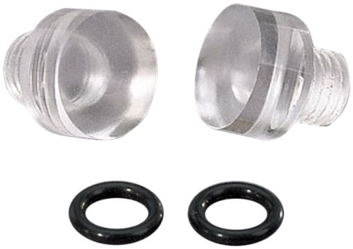 Moroso 65226 Clear-View Sight Plugs (Pep Sights compare prices)