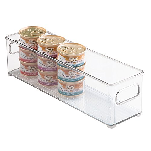 Canned Cat Food Storage Cart