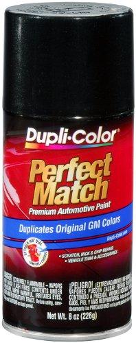 Dupli-Color BGM0538 Black Metallic General Motors Exact-Match Automotive Paint - 8 oz. Aerosol (Auto Paint Metallic Black compare prices)