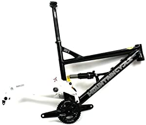 MOUNTAIN CYCLE ZEN II XL Mountain Bike Frame Single Pivot Suspension Alloy NEW