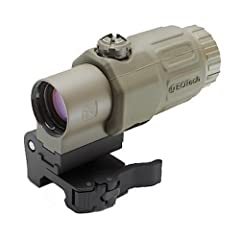 G33 Magnifier with STS, TAN unit by EOTech