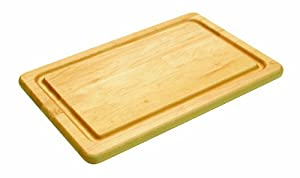 Grande Epicure M6008753 10-Inch Utility Board with Juice Well