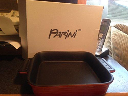 Parini Square Baker TWO Tone Orange (Parini Cookware compare prices)