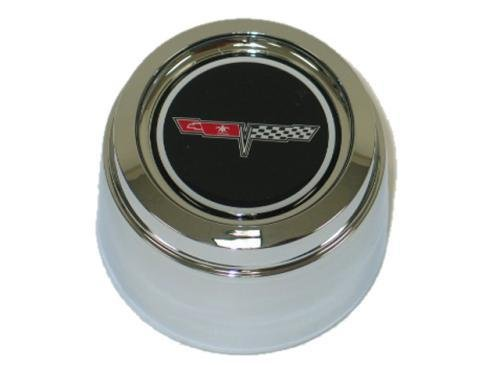 1980-81 Corvette Wheel Center Caps (GM INDUSTRIES, INC.)