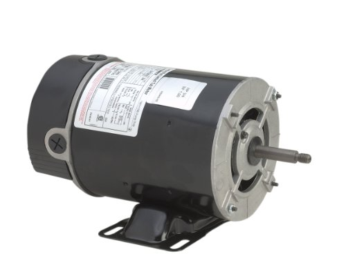 A.O. Smith Bn51 2 Hp-1/4 Hp, 16.4/4.5 Amps, 1 Service Factor, 48Y Frame, Capacitor Start, Odp Enclosure, Rigid Base Pool Motor