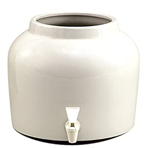New Wave Enviro Porcelain Water Dispenser, 2.5-Gallon by New Wave Enviro Products