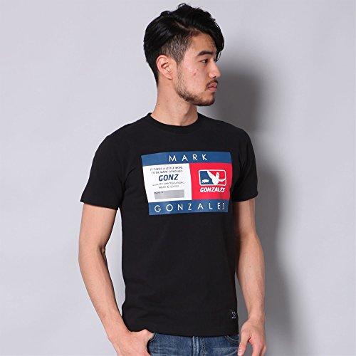 (マークゴンザレス) MARK GONZALES【WEB限定】《別注》プリントTシャツ メンズ ブラック M