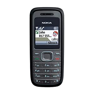 Amazon.com: T-Mobile Nokia 1208 Prepaid Cell Phone: Cell