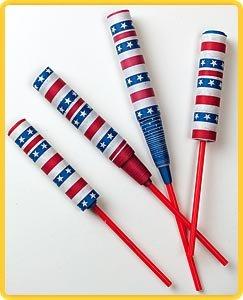 Stars and Stripes Stick Yo-yo (1) - Buy Stars and Stripes Stick Yo-yo (1) - Purchase Stars and Stripes Stick Yo-yo (1) (Birthday Express, Toys & Games,Categories,Activities & Amusements,Yo-yos)