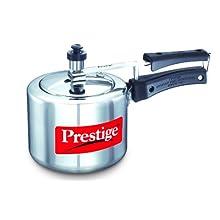 Prestige Nakshatra Aluminium Pressure Cooker, 2 Litres