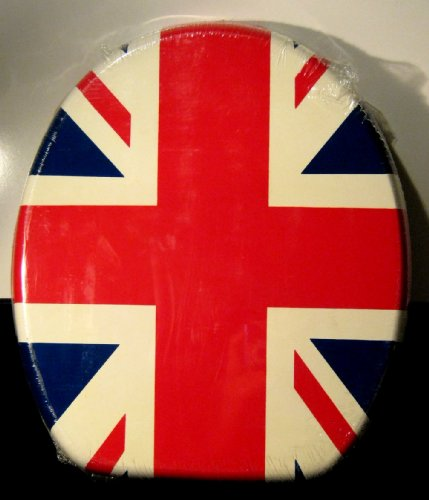 union jack toilet seat. Union Jack Toilet Seat Wanda M  Ray