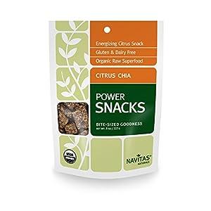 Chia Seed Ice Cream - Organic Chia Seeds