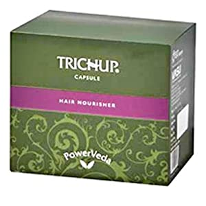 Trichup Herbal 60 Capsules Essential Hair Nutrition for Complete Hair and Scalp Care