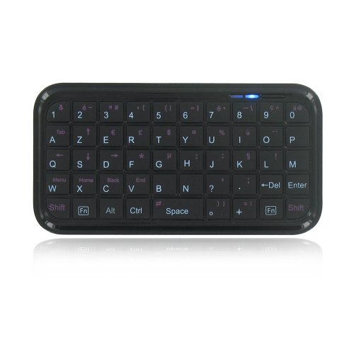 Jet BeeWi Bluetooth Tastatur (QWERTY) für Apple iPhone/iPad, Symbian S60 und Windows 6.0 Handy
