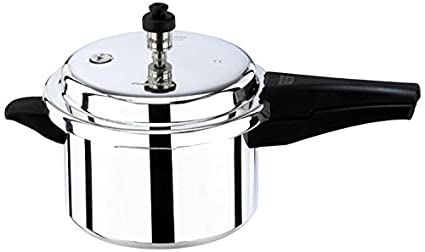 Butterfly Standard Aluminium 5 L Pressure Cooker (Outer Lid)