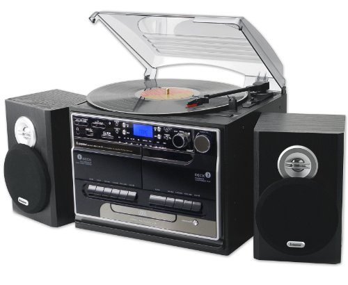 steepletone-smc386r-bt-8-in-1-music-system-new-model-with-bluetooth-3-speed-record-turntable-cd-play