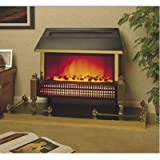Dimplex Lymington freestanding LYM95, electric fire, heater, radiant & convector