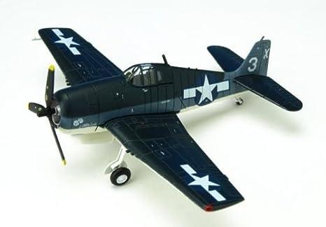 Avioni-x 1/144 Grumman F6F-5 HELLCAT VF-51 USS SAN JACINTO 1944 (japan import)