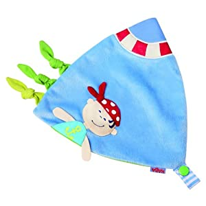Haba Cuddly Buccaneer Bill Soft Touching Toy