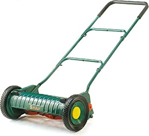 Sunlawn LMM40 16-Inch Light Weight Manual Push Reel Mower (Discontinued by Manufacturer)