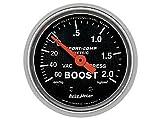 【AUTOMETER】オートメーター Sport-Comp ブースト計 機械式 日本表示 3303J