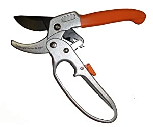 Better Garden Tools Heavy Duty Ratchet Pruner