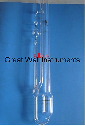 1835 Non-dilution type Ubbelohde viscometer triangular for - Import It All