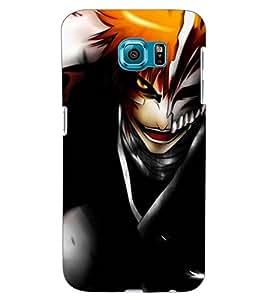ColourCraft Dangerous Joker Design Back Case Cover for SAMSUNG GALAXY S6 EDGE G925