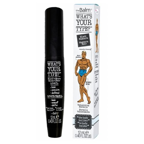 (6 Pack) theBalm What's Your Type? The Body Builder Mascara - Black