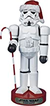 Star Wars Storm Trooper D233cor with Candy Cane Nutcracker