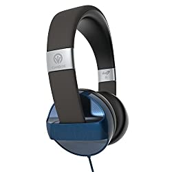 ZAGG ifrogz Audio - Carbide IFCARH-BL0 Headphones (Blue)