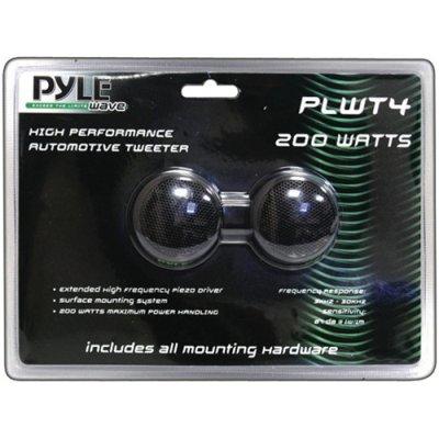 Pair Pyle Plwt4 200W High Performance Tweeters 200 Watt
