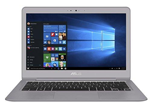 """ASUS UX330UA-FC048T - Ordenador portátil de 13.3"""" Full HD (Intel Core i7-6500U, 8 GB de RAM, 512 GB SSD, Intel HD Graphics 520, Windows 10 Original), gris cuarzo - Teclado QWERTY Español"""