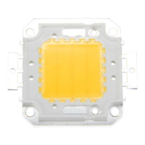 30W Warm White Led Ic High Power Outdoor Flood Light Lamp Bulb Beads Chip Diy