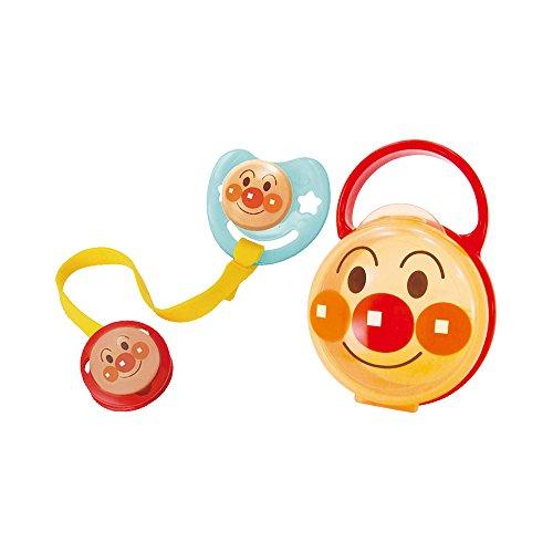 レック AN おしゃぶりセット ( アンパンマン )  M  (月齢 3~6ヶ月)