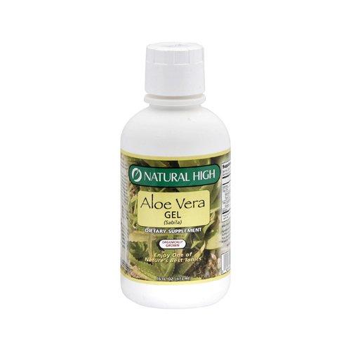 Natural High Drink Aloe Vera Gel Beverage -- 16 Fl Oz
