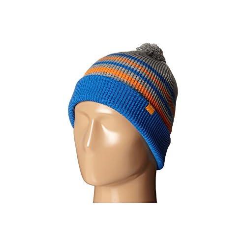 [ブラ] BULA メンズ Luck Beanie 帽子 Heather Medium Grey [並行輸入品]