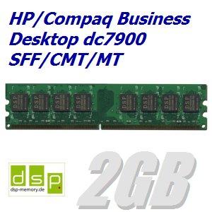 2GB Speicher / RAM für HP/Compaq Business Desktop dc7900 SFF/CMT/MT