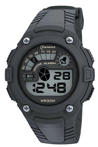 30m Water-proof Digital Boys Girls Sport Watch Wrist Watche Gift