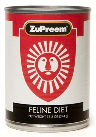 Zupreem Exotic Feline Diet Canned Case-24Ea Of 13.2 Oz Cans