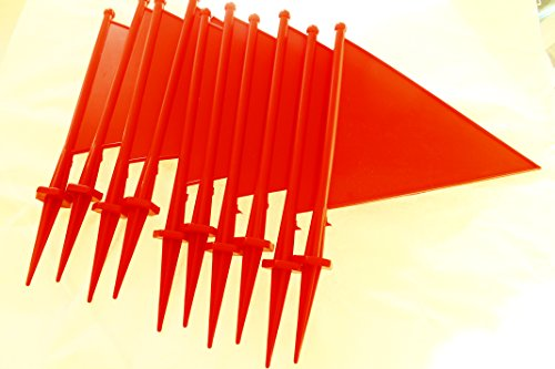 boundary-marker-flags-by-millproducts-set-of-10-red