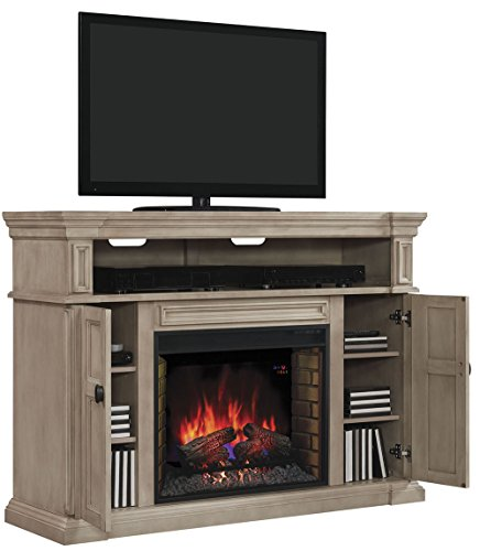 ClassicFlame 28MM4684-T477 Wyatt TV Stand for TVs up to 65