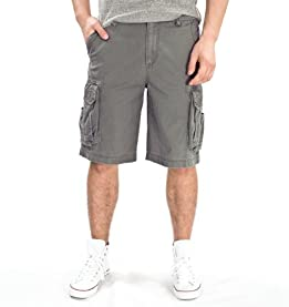 Survivor Cargo Shorts-Satellite