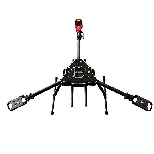 HAPPYMODEL-HMF-Y600-Tricopter-3-Axis-Aerial-FPV-Copter-Frame-Kit-with-High-Landing-Gear-Gimbals-Hanging-Rod-FPV-RC-Drone-Y3