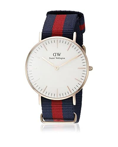 Daniel Wellington Reloj con movimiento Miyota Man Oxford 41 mm