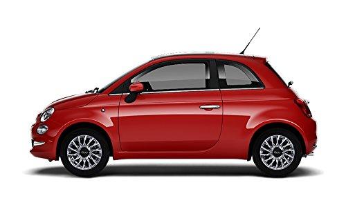 Fiat 500 Lounge 1.2 bz 69 CV, Rossa - Welcome Kit
