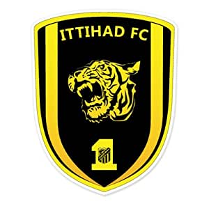 Amazon.com : Ittihad FC - Saudi Arabia Football Soccer