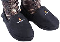 Hotmocs Shoe/Boot Covers,Raven,X-Small